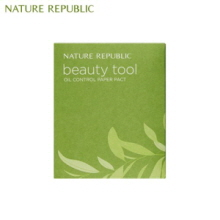 NATURE REPUBLIC Beauty Tool Oil Paper Pact 50p (Refill), NATURE REPUBLIC