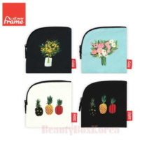 ALL NEW FRAME Mini Pouch Collection C 1ea,Beauty Box Korea