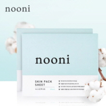 MEMEBOX NOONI Skin Pack Sheet 60pcs, NOONI