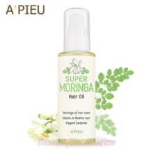 A'PIEU Super Moringa Hair Oil 80ml, A'Pieu