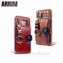 ARIUM 6 Items Clutch Bumper Phone Case