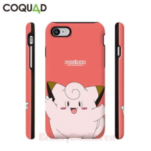 COQUAD 5Kinds Pokemon Cutie Armour Card Phone Case