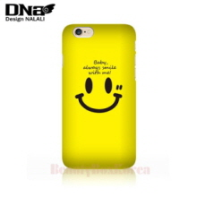 DESIGN NALALI 5Items Smile Friends Hard Phone Case