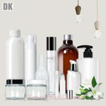 DK Beauty Empty Bottles 10 items