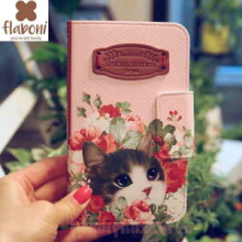 FLABONI Hearty Sweet Flower Garden Purse Phonecase, FLABONI