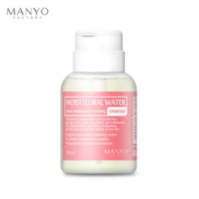 MANYO FACTORY Moist Floral Water Cleanser 210ml, MANYO FACTORY