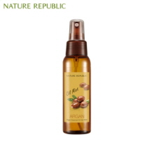 NATURE REPUBLIC Argan Essential Oil Hair Mist 105ml, NATURE REPUBLIC