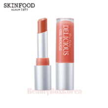 SKINFOOD Vita Color Delicious Oil Rouge 3.2g,Skinfood,Beauty Box Korea