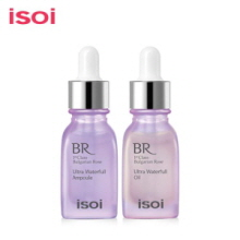 ISOI Ultra Waterfull Set(Ampoule 15ml + Oil 15ml), ISOI