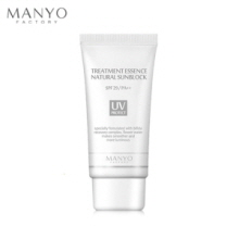 MANYO FACTORY Natural Sun Block SPF 29 PA++ 50g, MANYO FACTORY