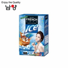 NAMYANG French Cafe Coffee Mix Ice 13.2 x 110 Sticks, NAM YANG