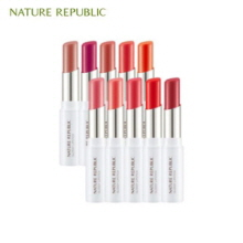 NATURE REPUBLIC Glossy Lipstick 4.3g, NATURE REPUBLIC