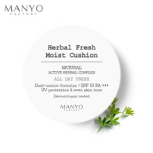 MANYO FACTORY Herbal Fresh Moist BB Cushion 18g, MANYO FACTORY