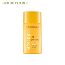 NATURE REPUBLIC Provence Calendula Sun Liquid SPF50+PA+++ 50ml, NATURE REPUBLIC