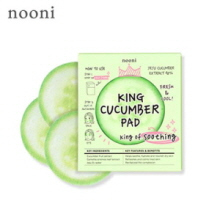MEMEBOX NOONI King Cucumber Pad 5ea, NOONI