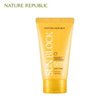 NATURE REPUBLIC Provence Calendula Perfect Sun Block SPF50+PA+++ 150ml, NATURE REPUBLIC