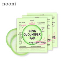 MEMEBOX NOONI King Cucumber Pad 15ea, NOONI