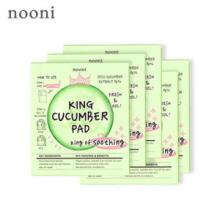 MEMEBOX NOONI King Cucumber Pad 25ea, NOONI