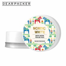 DEARPACKER White Water Peeling Pack 50ml, DEAR PACKER