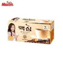 DONGSUH White Gold Mild Coffee Mix 11.8g x 20 Sticks, DONG SUH