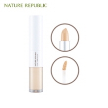 NATURE REPUBLIC Botanical Green Tea Dual Concealer 44.g+3.4ml, NATURE REPUBLIC