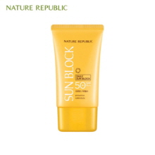 NATURE REPUBLIC Provence Calendula Daily Sun Block SPF50+PA+++ 57ml, NATURE REPUBLIC