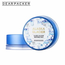 DEARPACKER Alaska Glacier Soothing Pack 50ml, DEAR PACKER