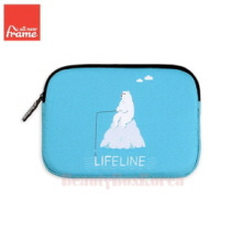 ALL NEW FRAME Life Line iPad Mini Sleeve (Tablet Pouch) 1ea,ALL NEW FRAM ,Beauty Box Korea