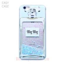 EASYCASE 2Kinds Bling Bling Perfume Glitter Phone Case,Beauty Box Korea