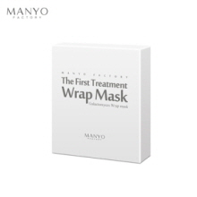 MANYO FACTORY The First Treatment Galactomyces Wrap Mask 35g x 10ea, MANYO FACTORY