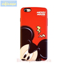 OKICASE Disney Looky Dual Bumper Phone Case Mickey Mouse,Beauty Box Korea