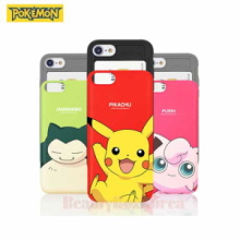 POCKETMON 10Items Cutie Slide Card Bumper Phone Case,Beauty Box Korea