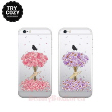 TRYCOZY 5 Items Star Flower Phone Case