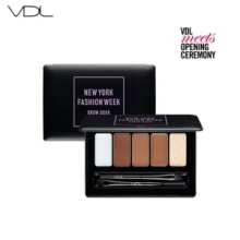 VDL Expert Eye Brow Book (2016 New York Fashion Week collection) 7g,  VDL