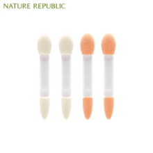 NATURE REPUBLIC Nature's Deco Ruby cell Sponge Tip 4p, NATURE REPUBLIC
