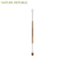 NATURE REPUBLIC Nature's Deco Eye Shadow Dual Brush 1ea, NATURE REPUBLIC