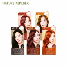 NATURE REPUBLIC Hair&Nature Coloring Bubble 1pack, NATURE REPUBLIC