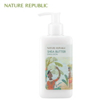NATURE REPUBLIC Shea Butter Emulsion 200ml, NATURE REPUBLIC