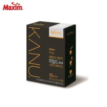 DONGSUH Kanu Mild Sweet Americano Coffee mix 2.9g x 10 Sticks, DONG SUH