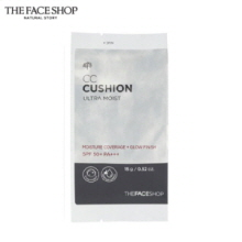 THE FACE SHOP CC Cushion Ultra Moist Refill15g, THE FACE SHOP