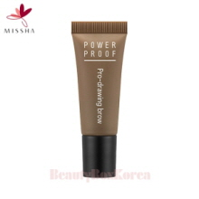 MISSHA Power Proof Pro-Drawing Brow 6g,MISSHA,Beauty Box Korea