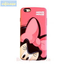 OKICASE Disney Looky Dual Bumper Phone Case Minnie Mouse,Beauty Box Korea