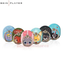 SKIN PLAYER 6Items Disney Zootopia Phone Ring
