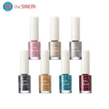 THE SAEM Nail Wear Glitter, THE SAEM