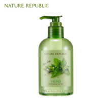 NATURE REPUBLIC Herb Styling Hair Gel 300ml, NATURE REPUBLIC