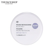 THE FACE SHOP Micro Retouching Blur Pact SPF50+ PA+++ 14g, THE FACE SHOP