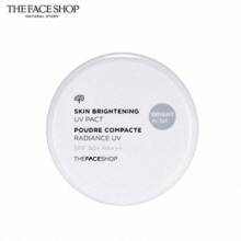 THE FACE SHOP Skin Brightening UV Pact SPF50+ PA+++ 11g, THE FACE SHOP