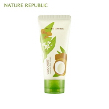 NATURE REPUBLIC Foot&Nature Coconut Moisture Foot Cream 80ml, NATURE REPUBLIC