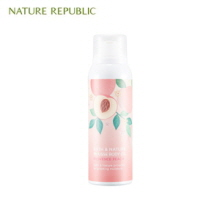NATURE REPUBLIC Bath&Nature Provence Peach Mousse Body Oil 150ml, NATURE REPUBLIC