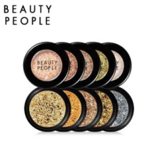 BEAUTY PEOPLE Flash Fix Pearl Pigment Pact 1.8g, Beauty People